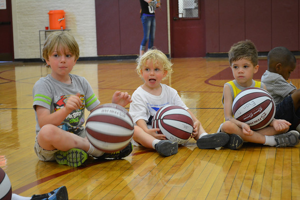 Basketball Skills Camp