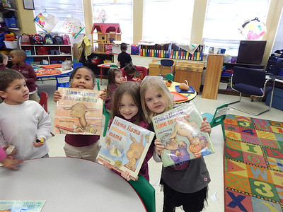 Global Week 2014: Pre-Kindergarten