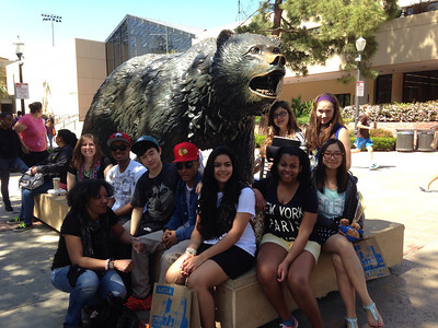 California Colleges - Project Week 2014