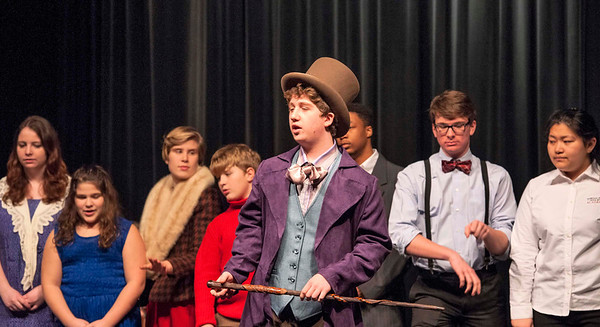 'Willy Wonka' Musical
