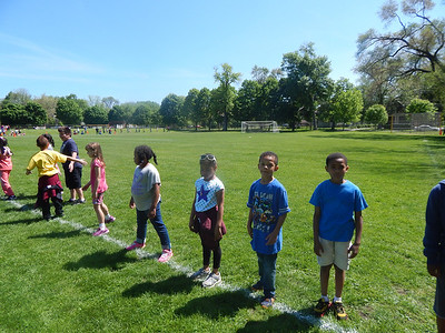 2nd Grade - Field Day