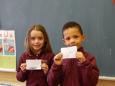 2nd Grade - Vocabulary Cards