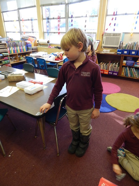 Kindergarten - Taking Measurements