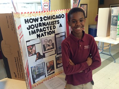 Chicago Metro History Fair 2015