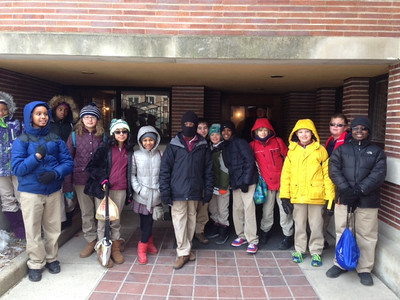 Fifth Grade at Robie House