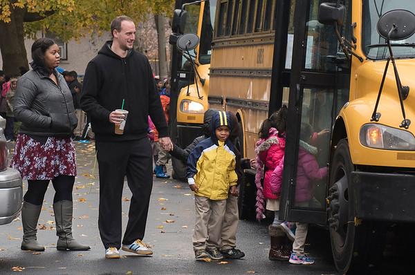 ALL SCHOOL BUS DRILL  2015