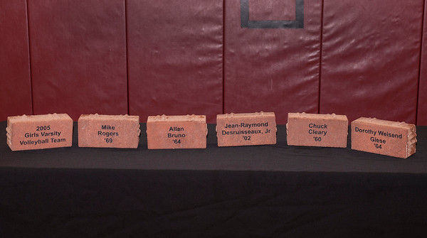 ATHLETIC WALK OF FAME INDUCTEES  2015