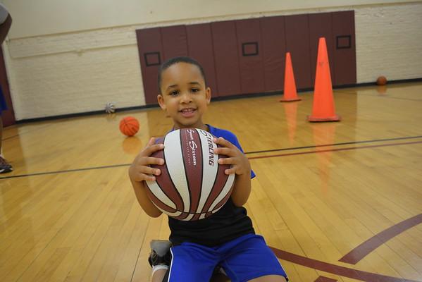 Basketball Skills Camp 2015