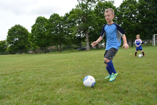 British Soccer Camp 2015