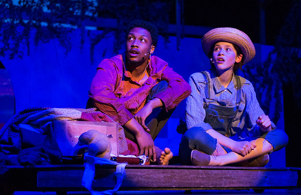 Spring Musical 2015 - Big River: The Adventures of Huckleberry Finn